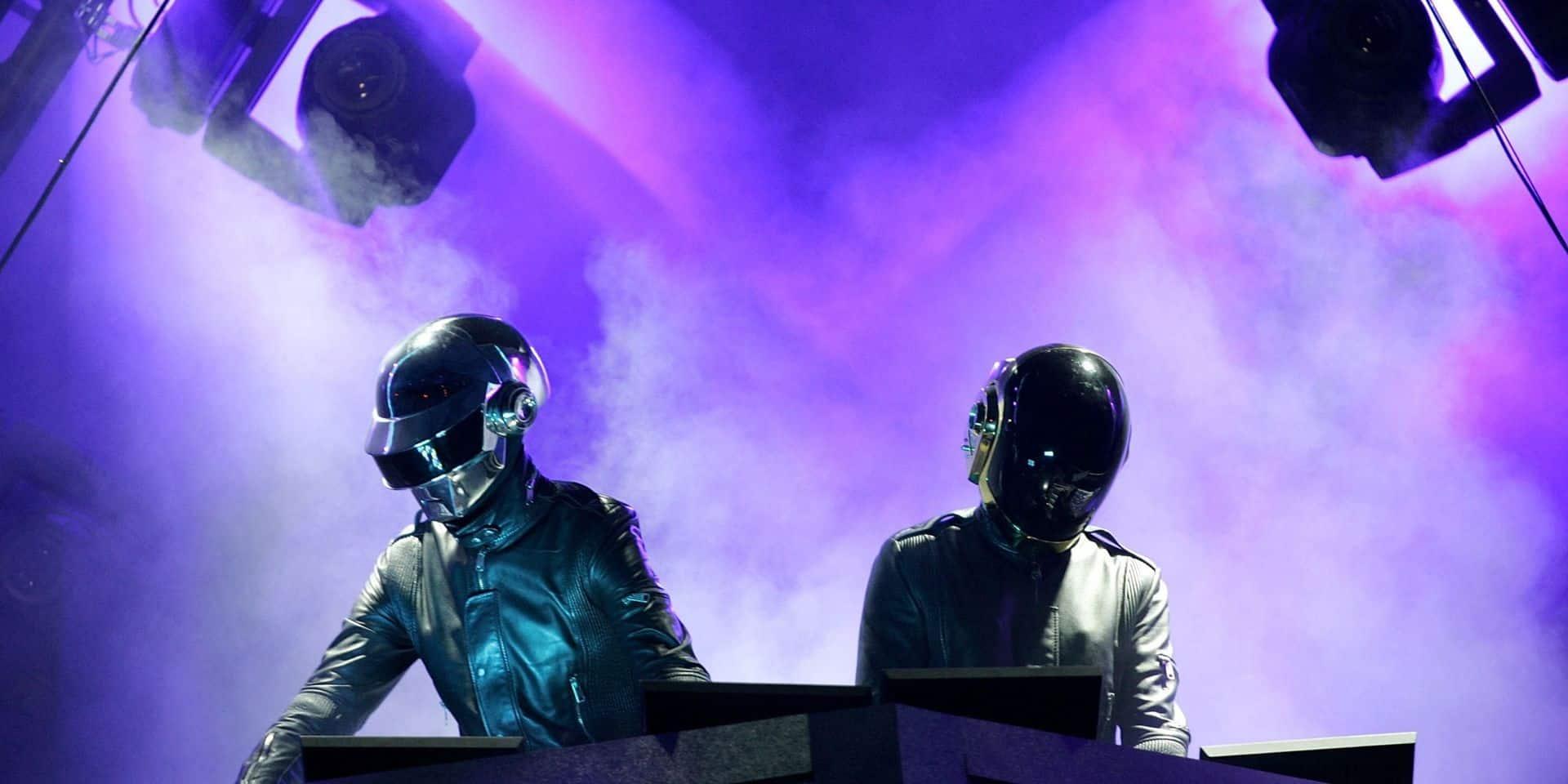 La folie Daft Punk s'empare de la Banque centrale européenne