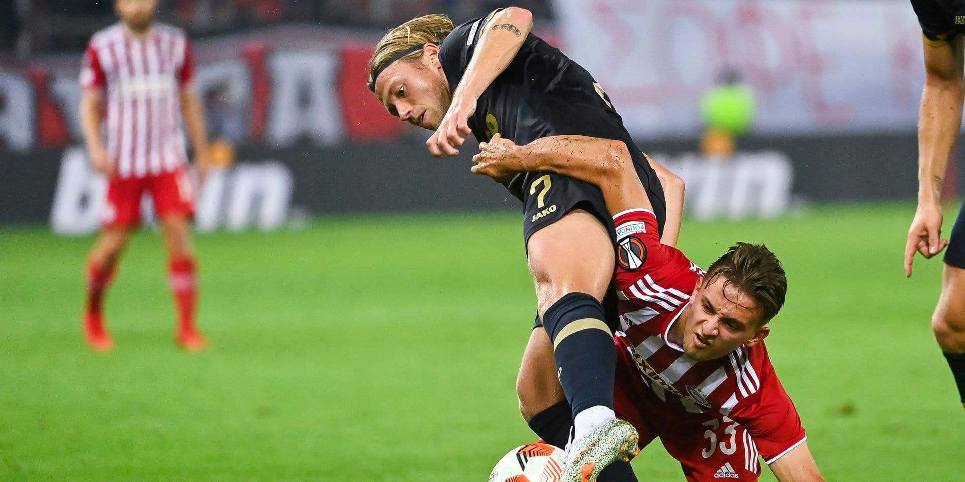 Europa League: le Great Old compromet déjà la suite
