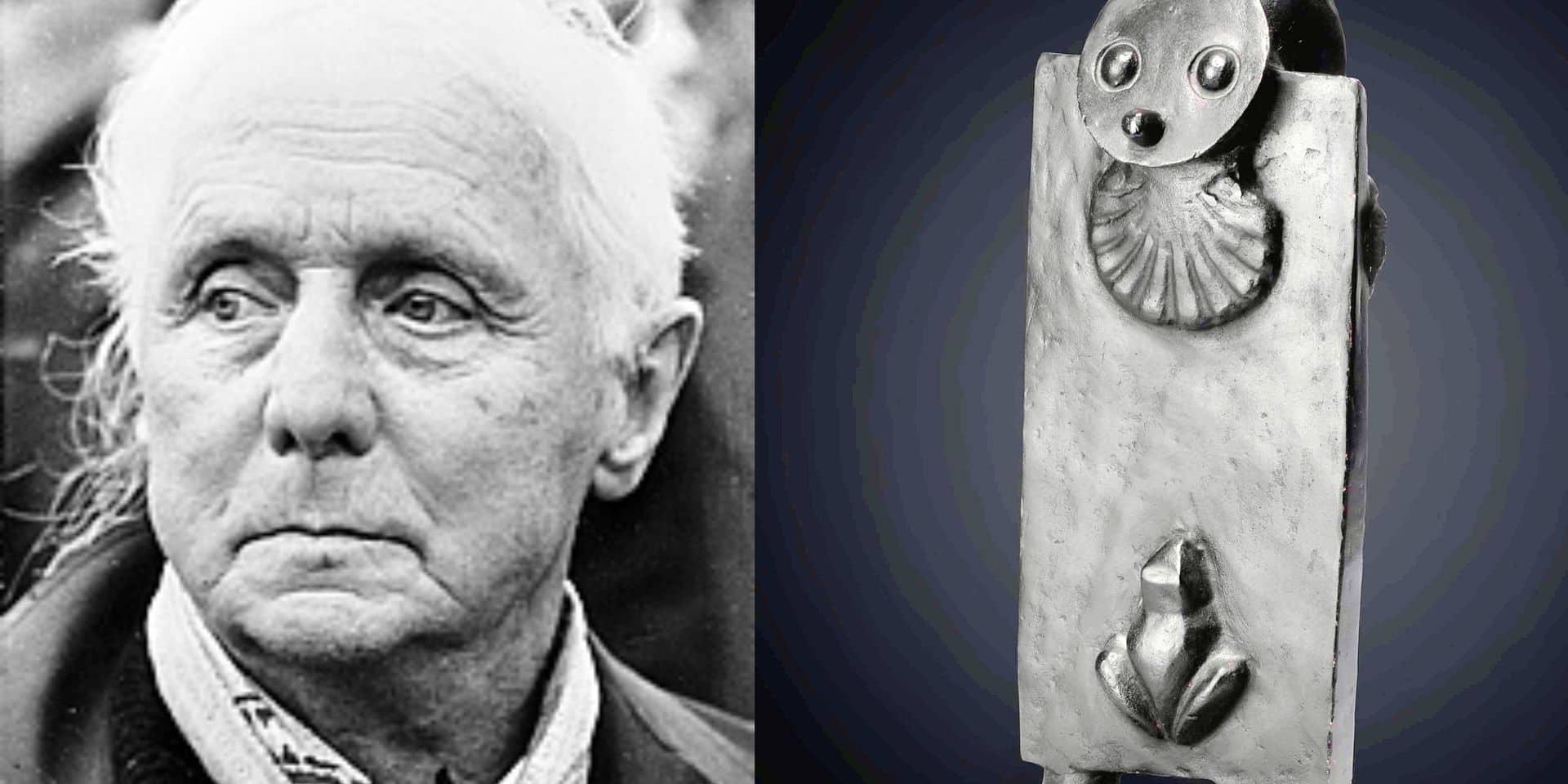 38 euros au prix du bronze et vendu 35.000 euros: la tragique expérience de l'acheteur d'un Janus de Max Ernst