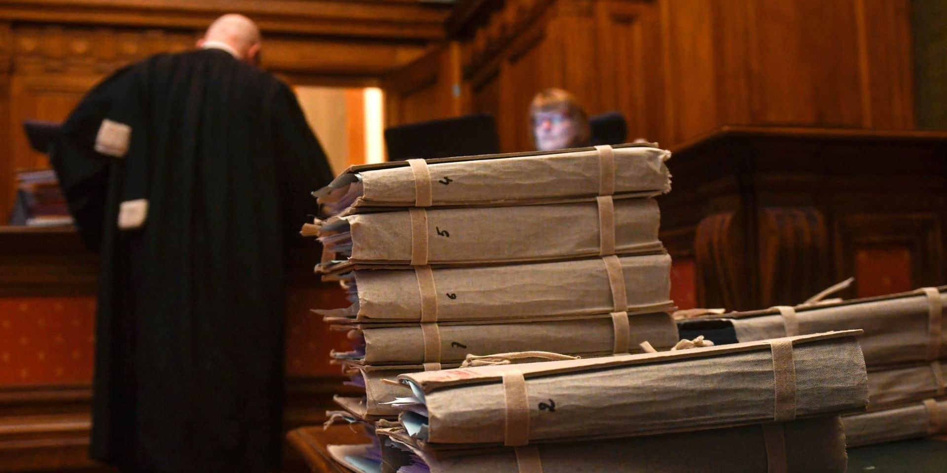 La situation de la cour d'appel du Hainaut est critique