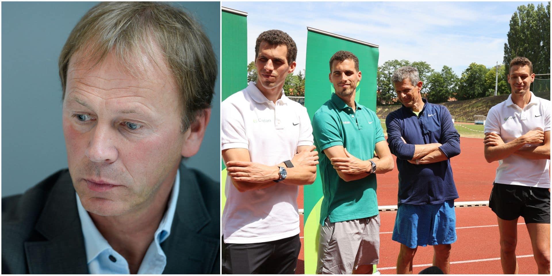 Séisme dans l'athlétisme belge : plainte contre la galaxie Borlée !