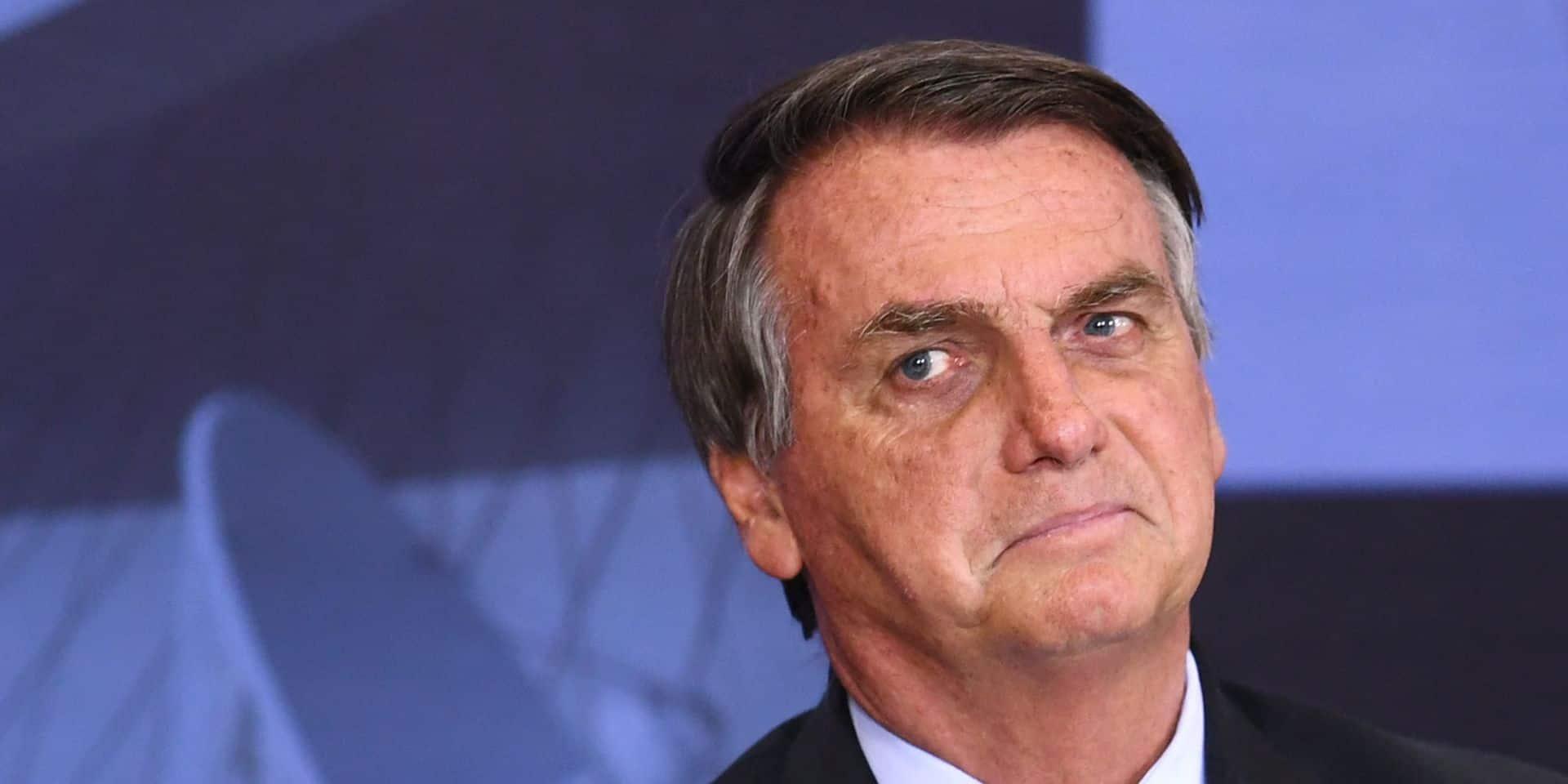 """Le président brésilien Bolsonaro veut se rendre à l'ONU, même sans être vacciné : """"Mon taux d'anticorps est au sommet"""""""