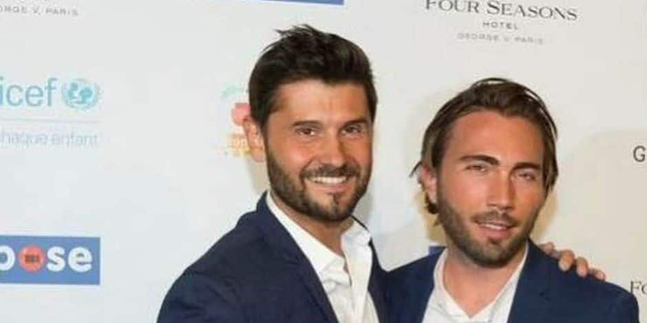 Christophe Beaugrand va devenir papa