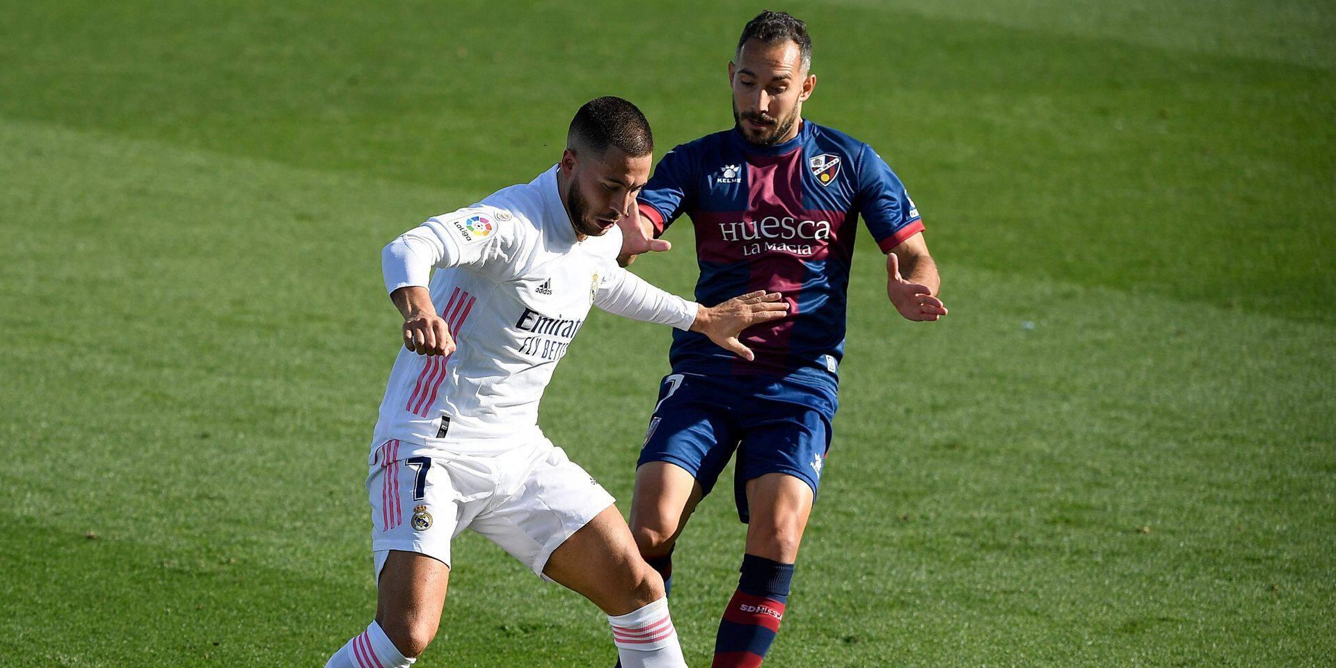Eden Hazard négatif au coronavirus : le Diable Rouge pourra jouer samedi face à Villarreal