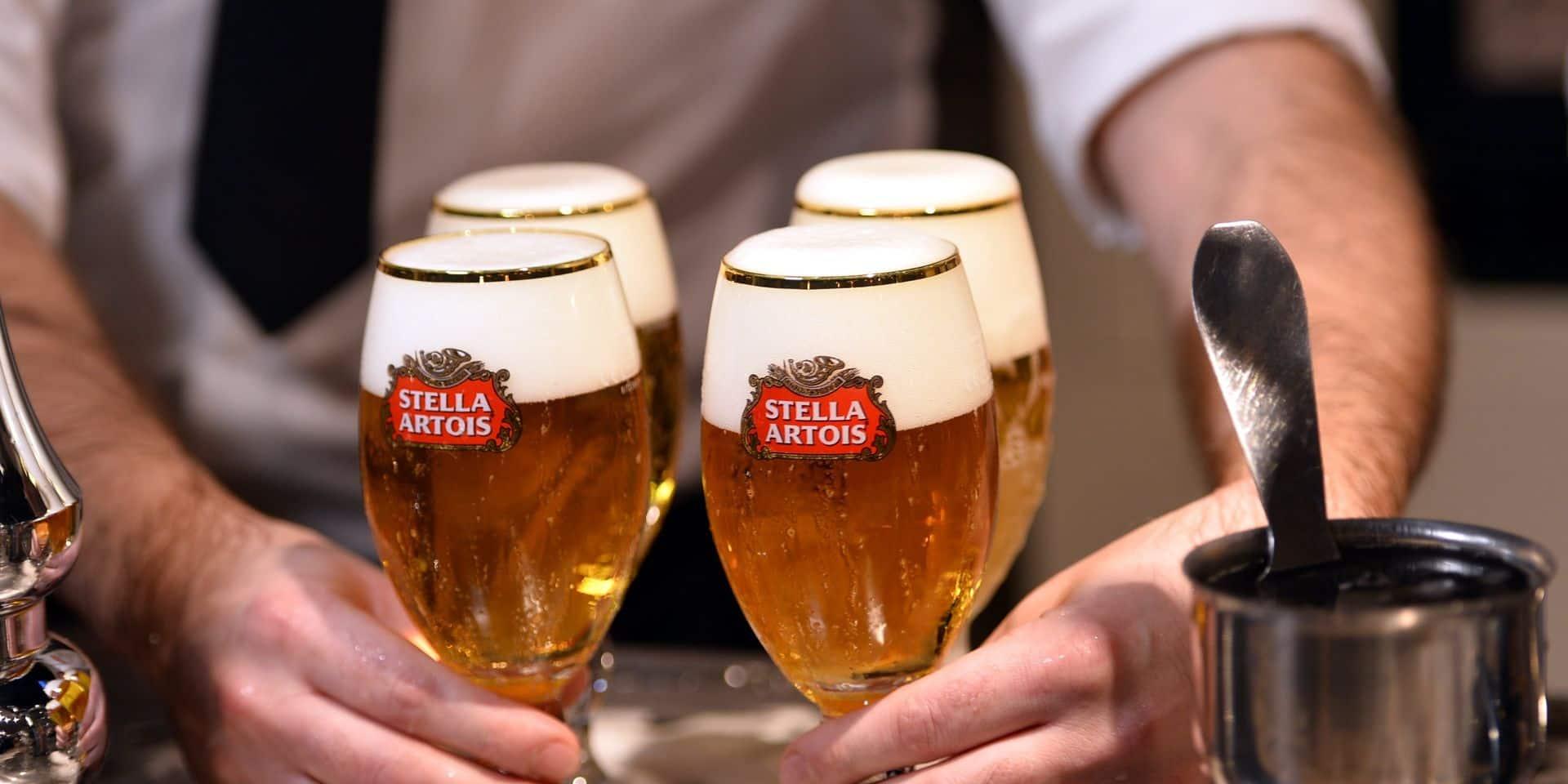 14 ans après sa dernière campagne de communication, Stella Artois veut réinvestir le marché belge