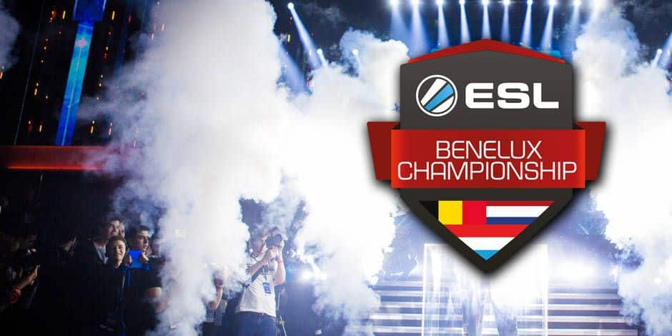 L'ESL BeNeLux Championship est de retour... sans Proximus.