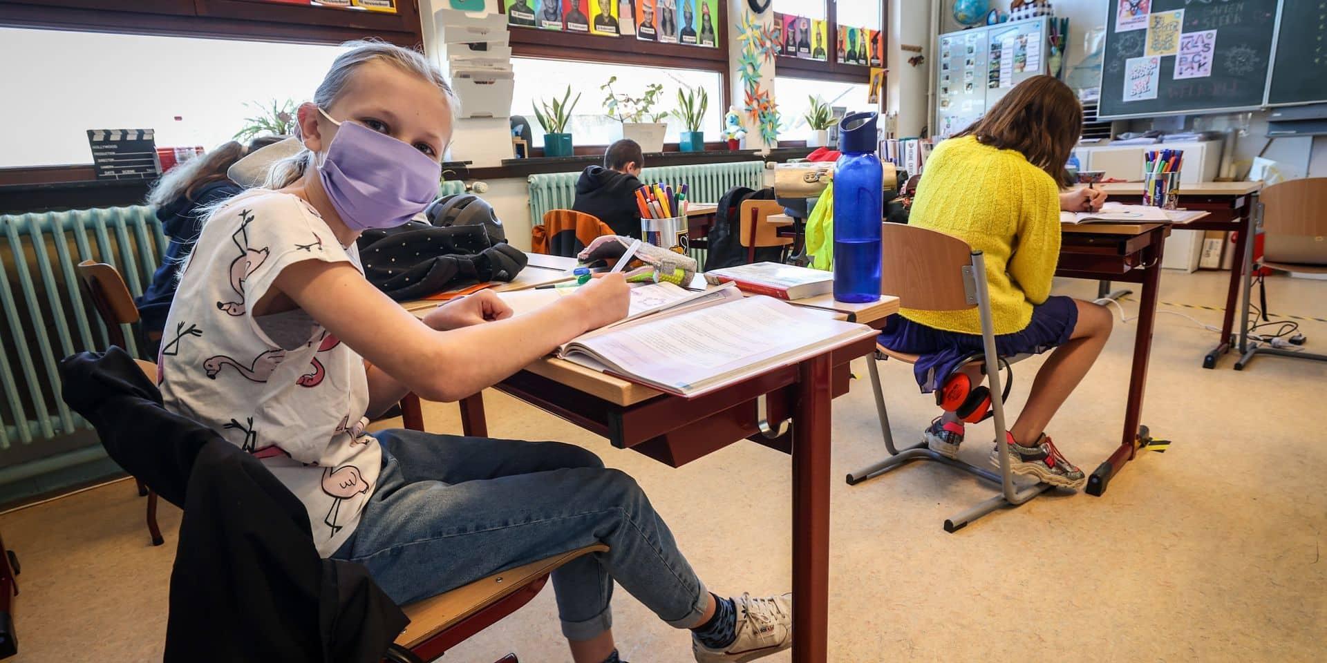 Rentrée scolaire: les écoles bruxelloises toujours aussi saturées