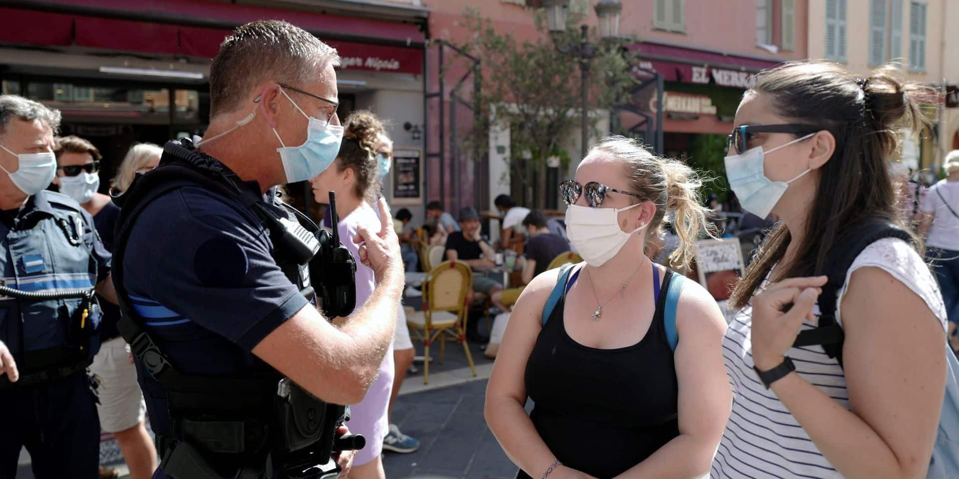 Ces villes françaises qui imposent le port du masque en extérieur