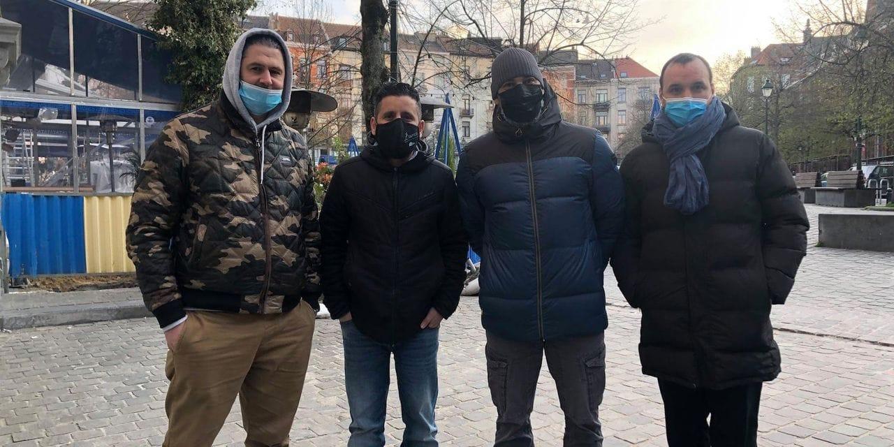 """Fusion entre LART Bruxelles et Bouraza Medina: """"Créer ce grand club à Bruxelles"""""""