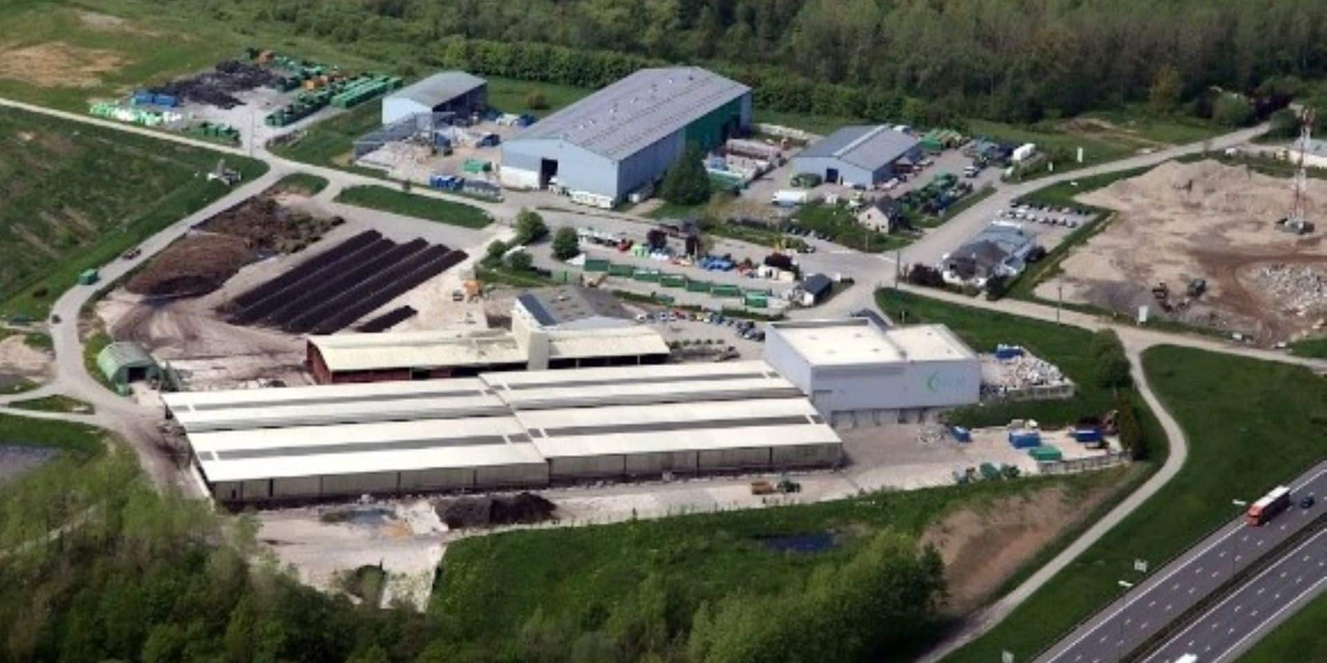"""Déchets d'amiante à Habay : """"Le CET en accueille déjà et le volume de déchets extérieurs ne peut dépasser 15 %"""""""