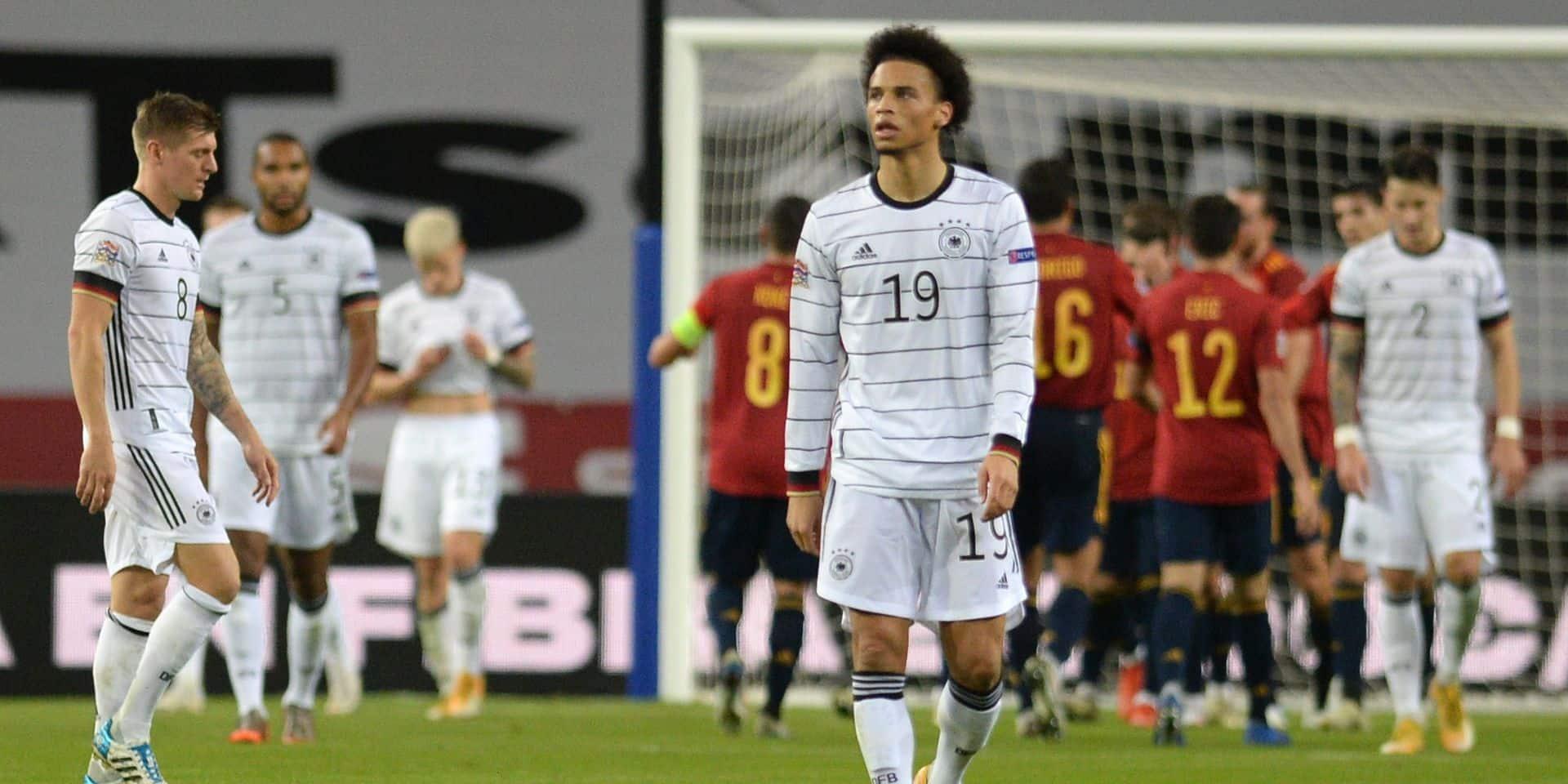 """Franz Beckenbauer taille la Mannschaft après le 6-0 contre l'Espagne: """"Le monde entier se moque de nous"""""""