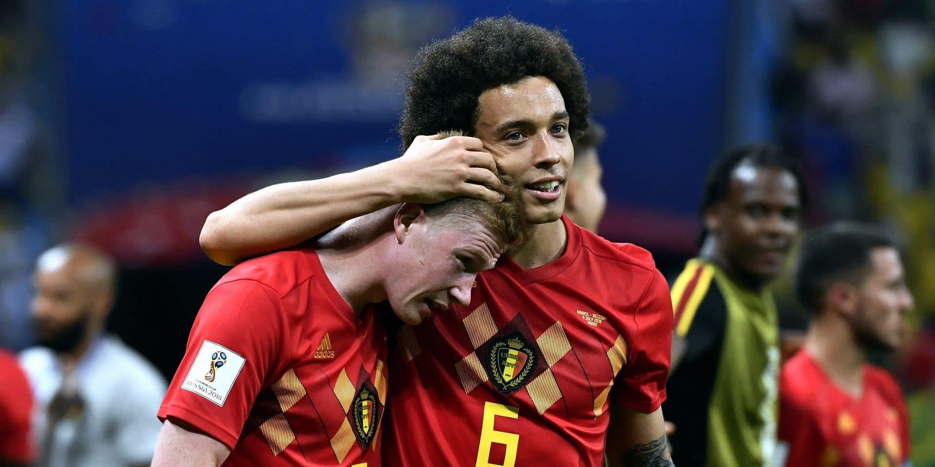 """""""On sent que les Diables ont la mentalité d'un Djokovic ou d'un Nadal"""" : le débriefing de Belgique-Finlande (PODCAST)"""
