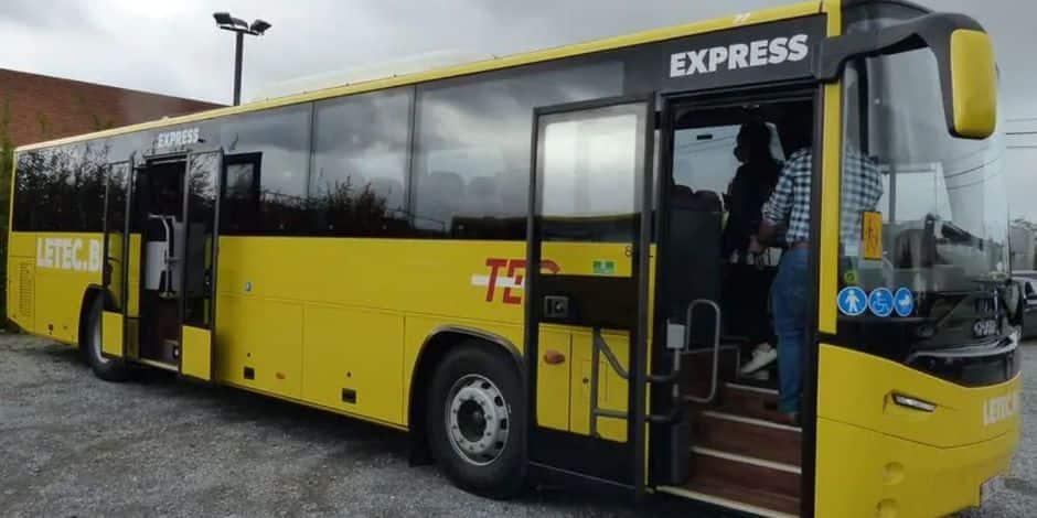 Deux nouvelles lignes de bus Express en province de Namur en 2021