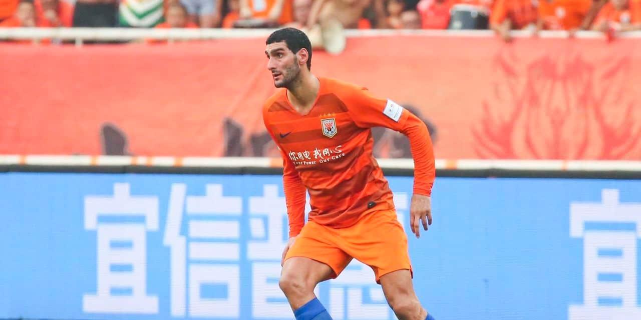 Shandong Taishan et Fellaini renforcent leur première place après une nouvelle victoire
