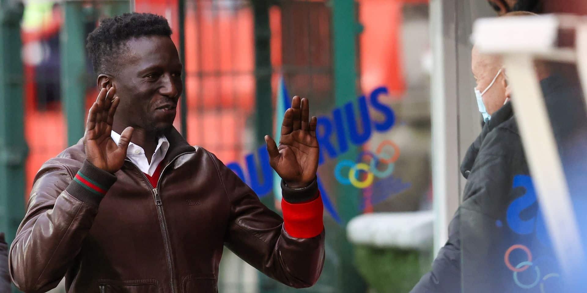 """Mbaye Leye: """"On est à la mi-temps de notre saison"""""""