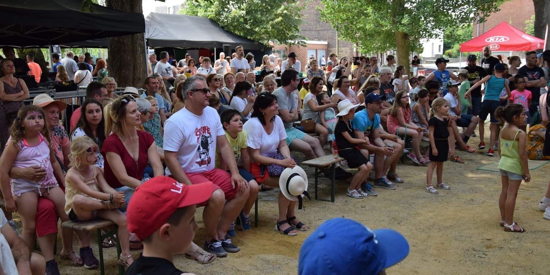 Un festival en plein air à Fleurus dès le 20 juin