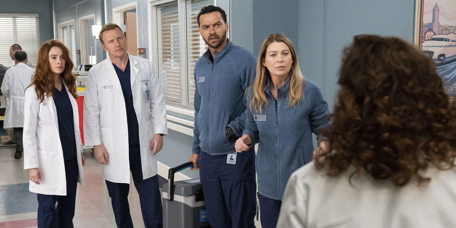 "Le Covid-19 bientôt dans ""Grey's Anatomy"""