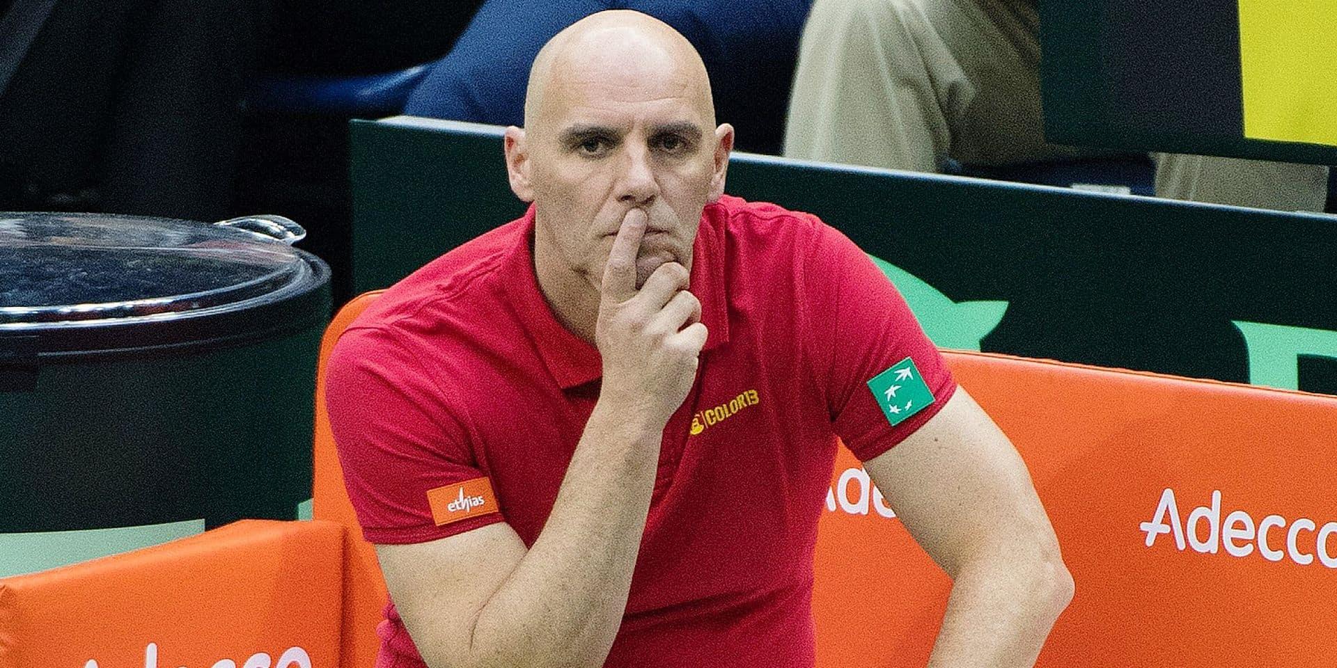 """Johan Van Herck: """"On ne peut pas être en finale chaque année"""""""