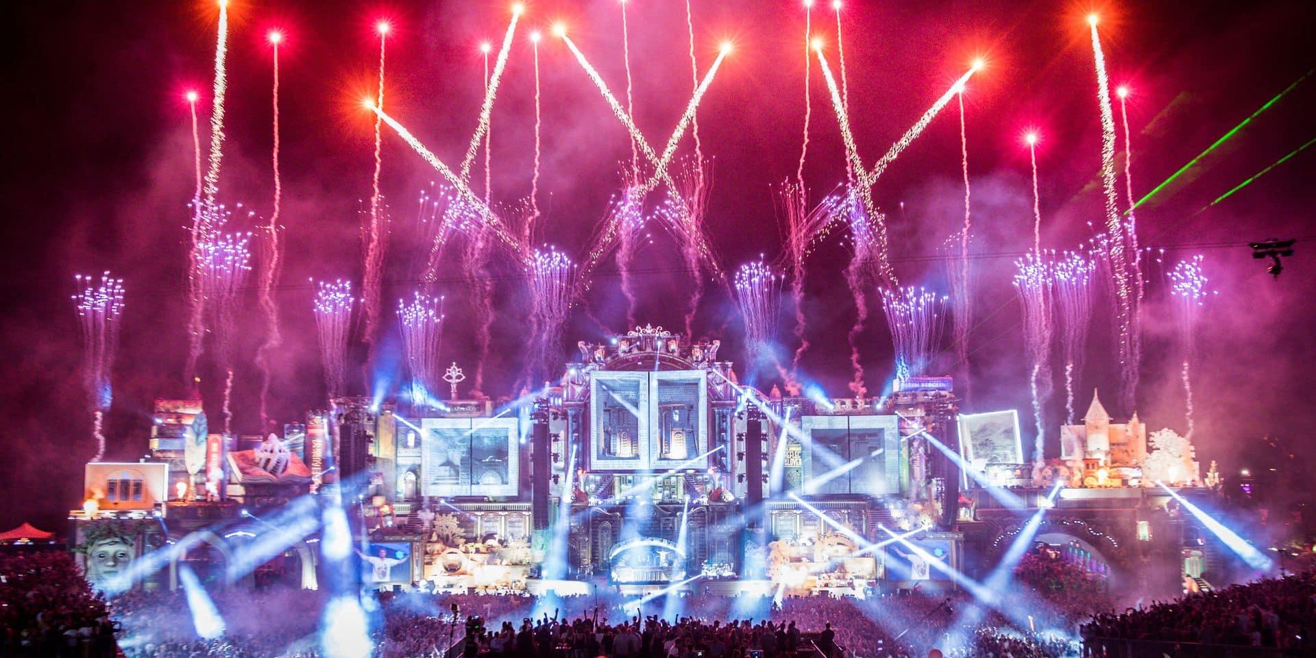 Un plan chaleur mis en place pour le second week-end de festival à Tomorrowland