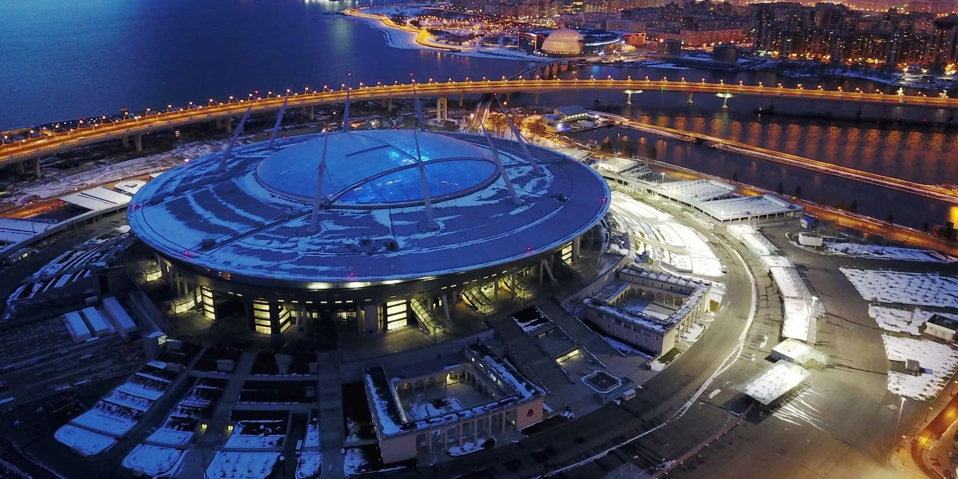 Saint-Pétersbourg accueillera la finale de la Ligue des champions 2021