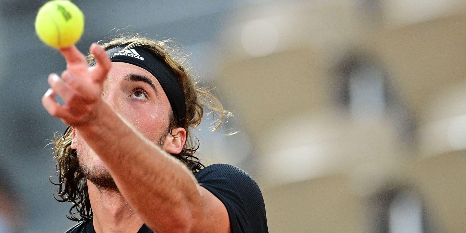 Les deux matches du jour à Roland-Garros: Tsitsipas et... Ostapenko