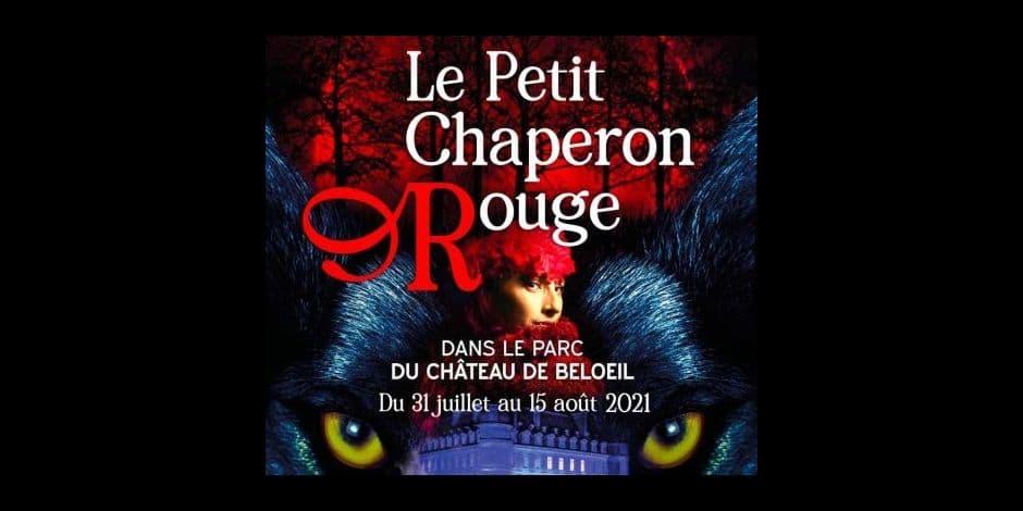 Beloeil : Luc Petit revient avec le Petit Chaperon Rouge