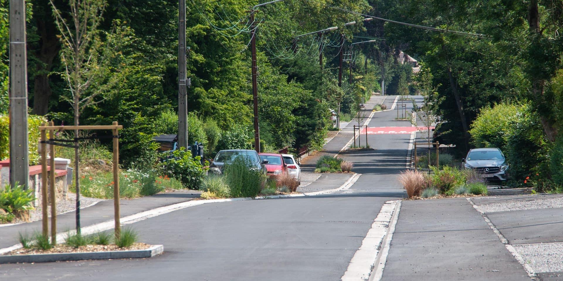 Cette rue a coûté 4,8 millions à rénover: cinq fois plus que prévu!