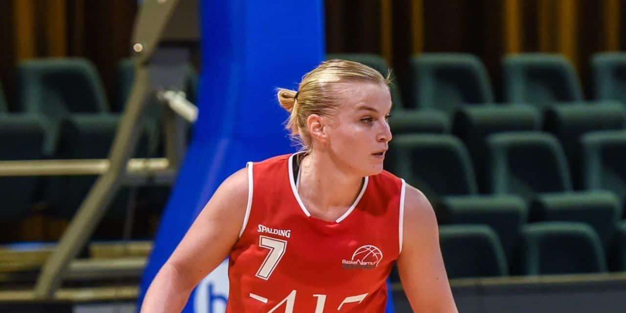 Basket-ball: Namur bat Courtrai malgré une première-temps difficile
