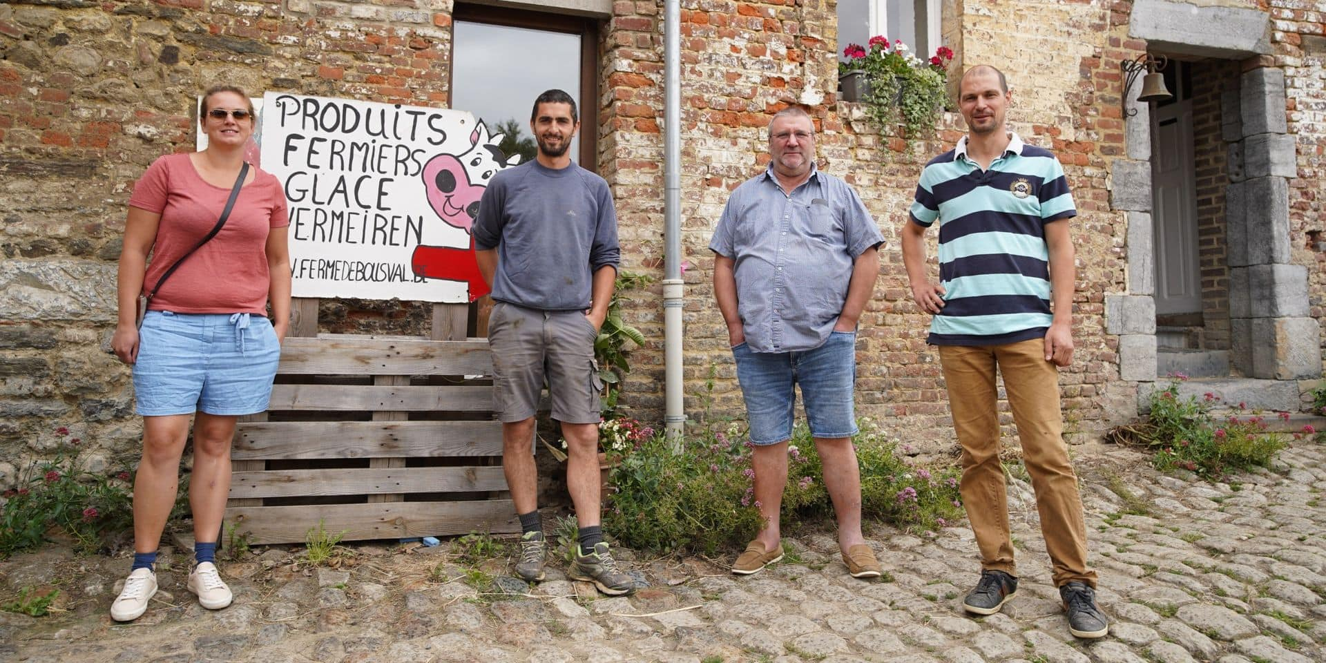 """Les producteurs locaux du Brabant wallon délaissés par les clients après le confinement: """"C'est la désillusion"""""""