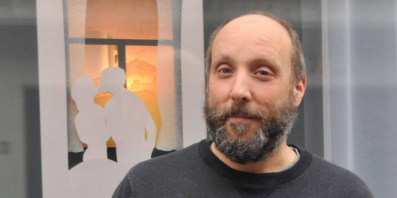 Braine-le-Comte : Grégoire, artisan relieur, mêle l'art et l'environnement