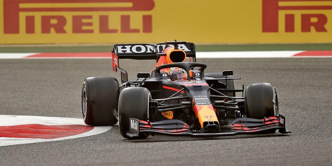 """Verstappen au top, l'enthousiasme est de mise chez Ferrari: """"Nous avons retrouvé pas mal de chevaux... - dh.be"""