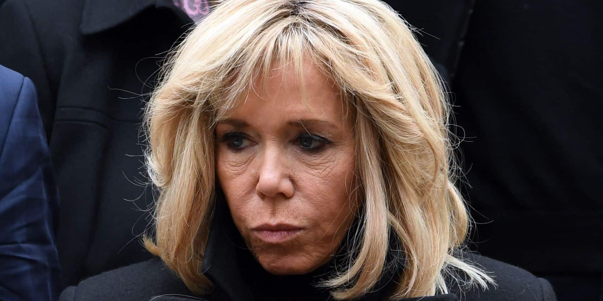 Brigitte Macron prise pour... la mère d'Emmanuel Macron