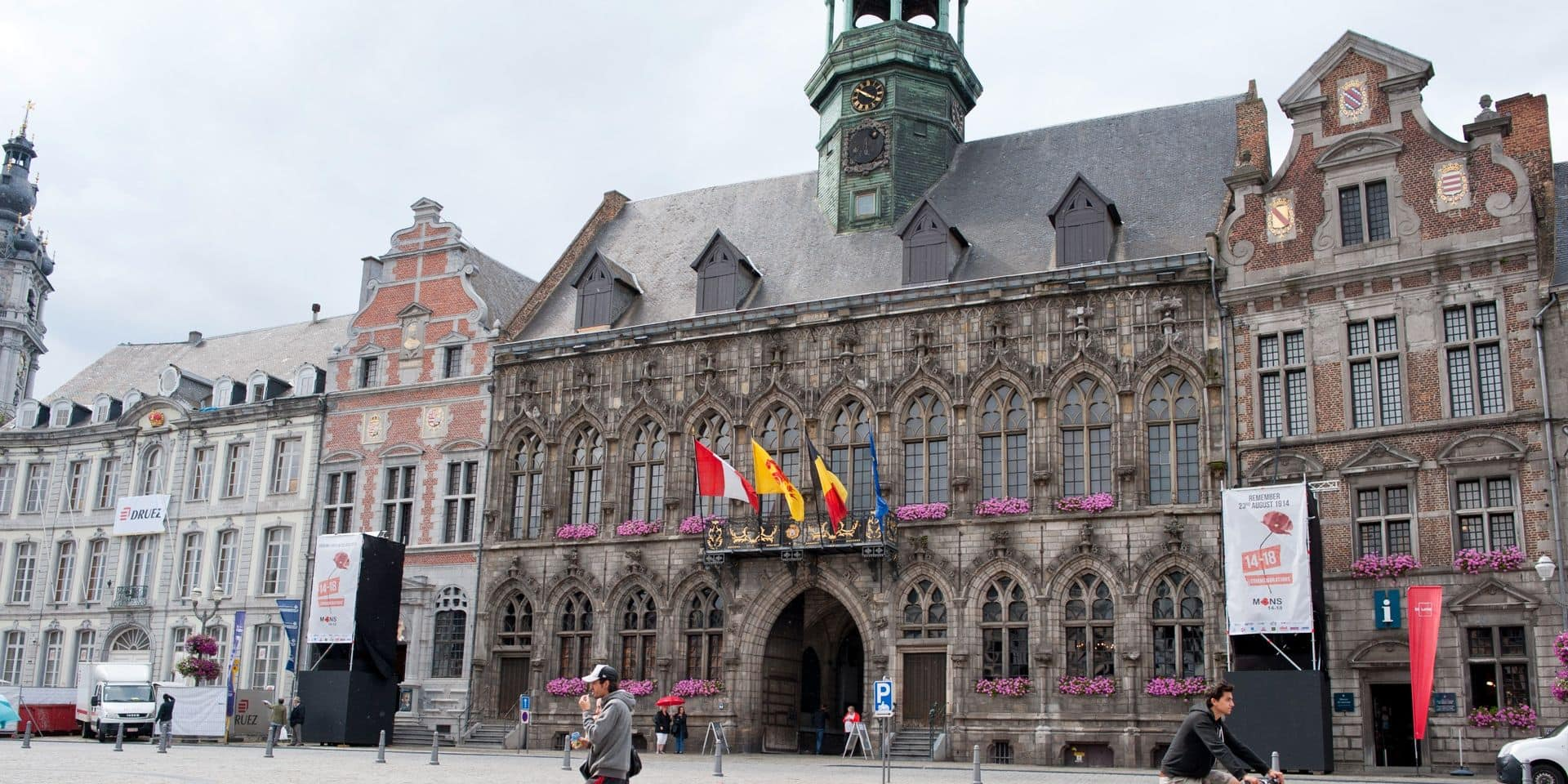 Personnel communal: La Ville de Mons va effacer une ardoise de 180.000 heures sup!