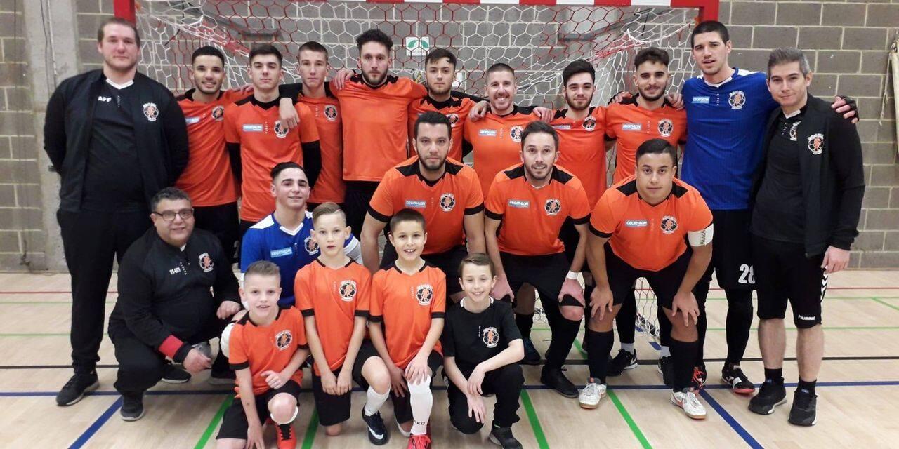 Futsal : Auvelais n'a pas le droit à l'erreur en D2!
