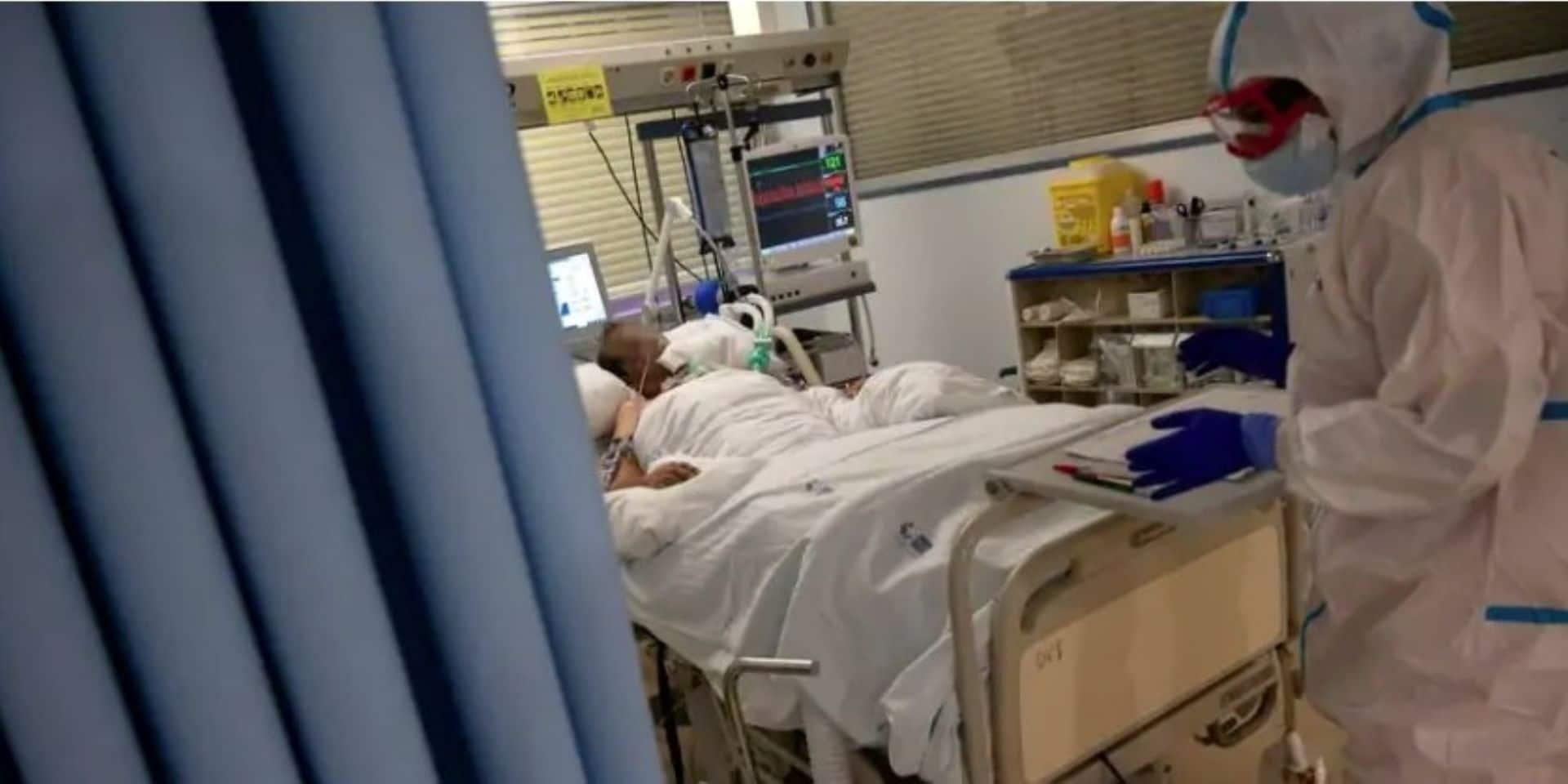 Covid-19 : retour à la phase 1.B pour les hôpitaux de Vivalia