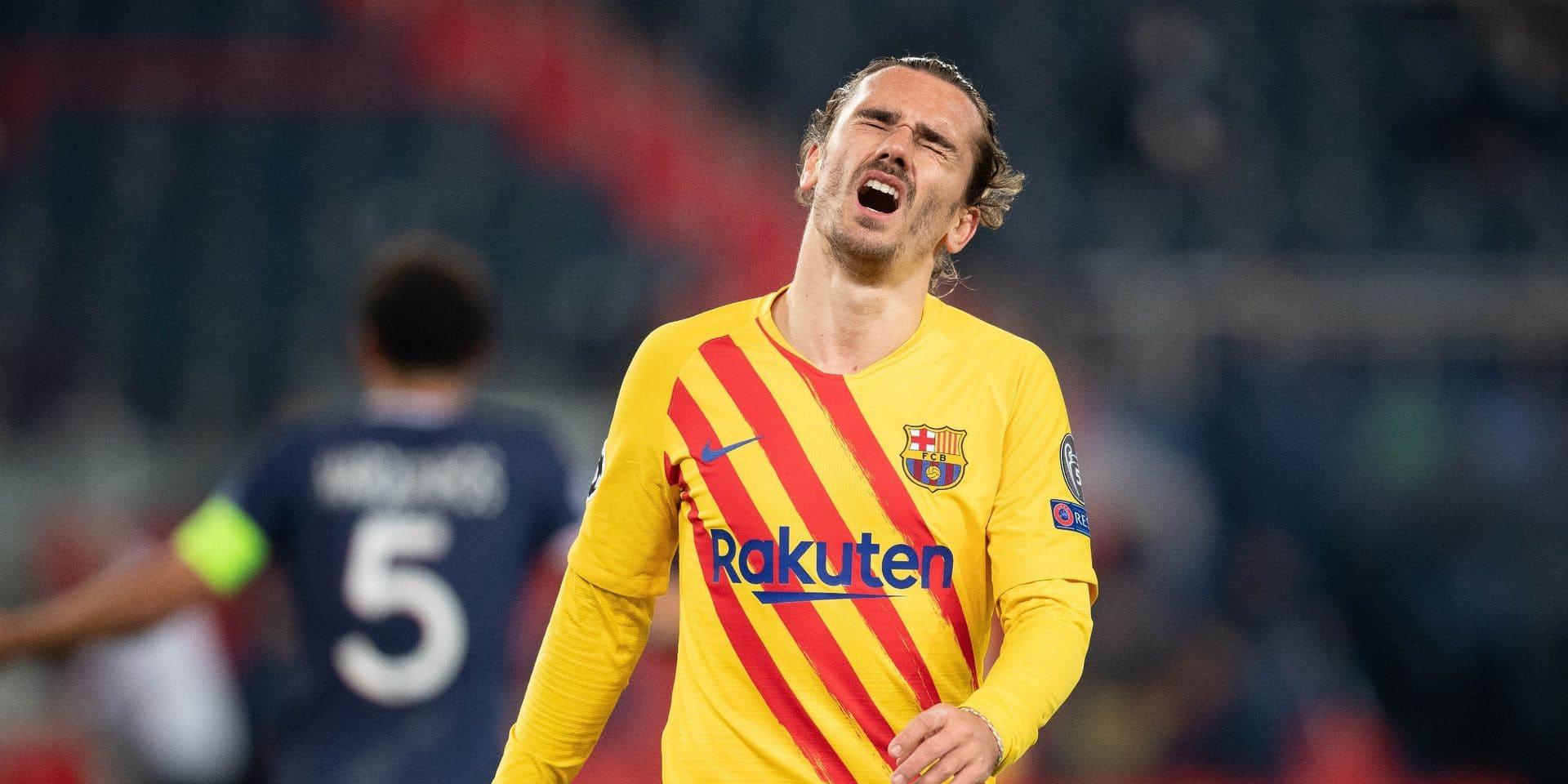 """Antoine Griezmann taclé par un ancien Ballon d'Or: """"Quand il joue, le Barça est à 10"""""""