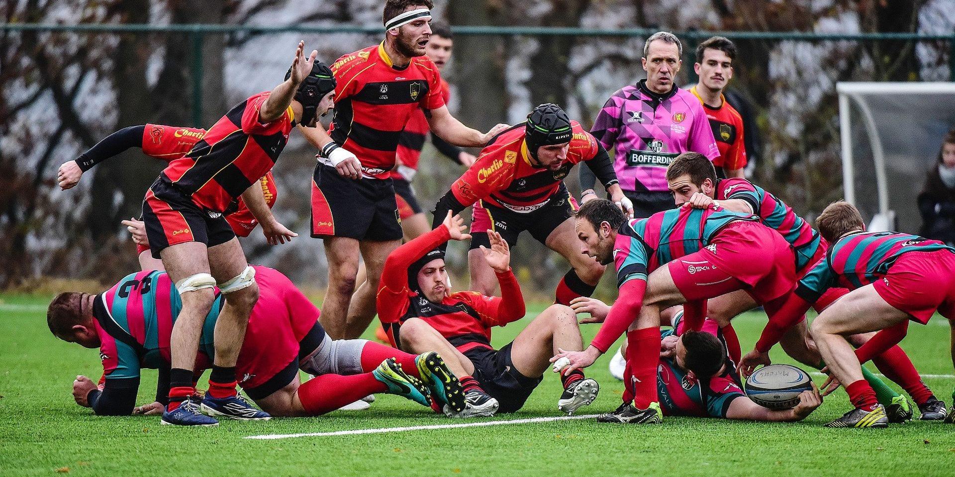 """A Namur, on se félicite du début de la prochaine Coupe du monde: """"On verra du rugby partout"""""""