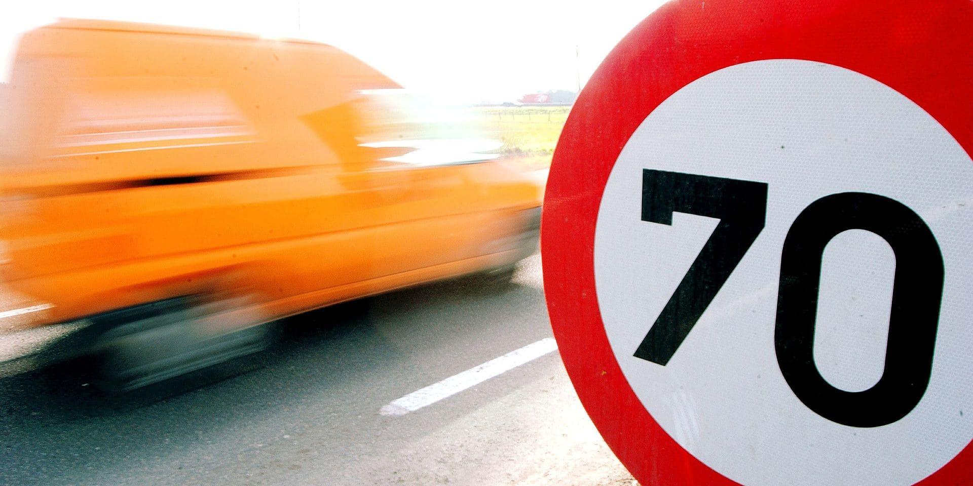 Un an de prison ferme pour un excès de vitesse de… 6 km/h !