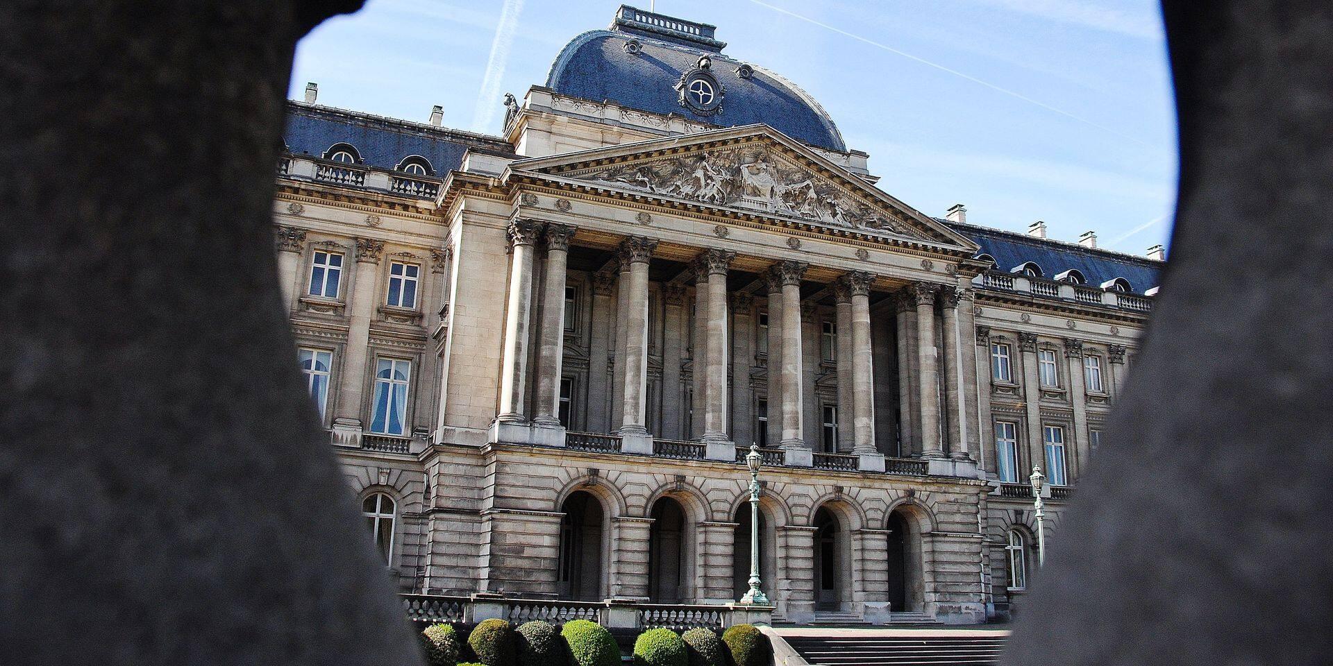 Palais royal, Parlement, Palais de justice: l'Etat belge est son propre assureur