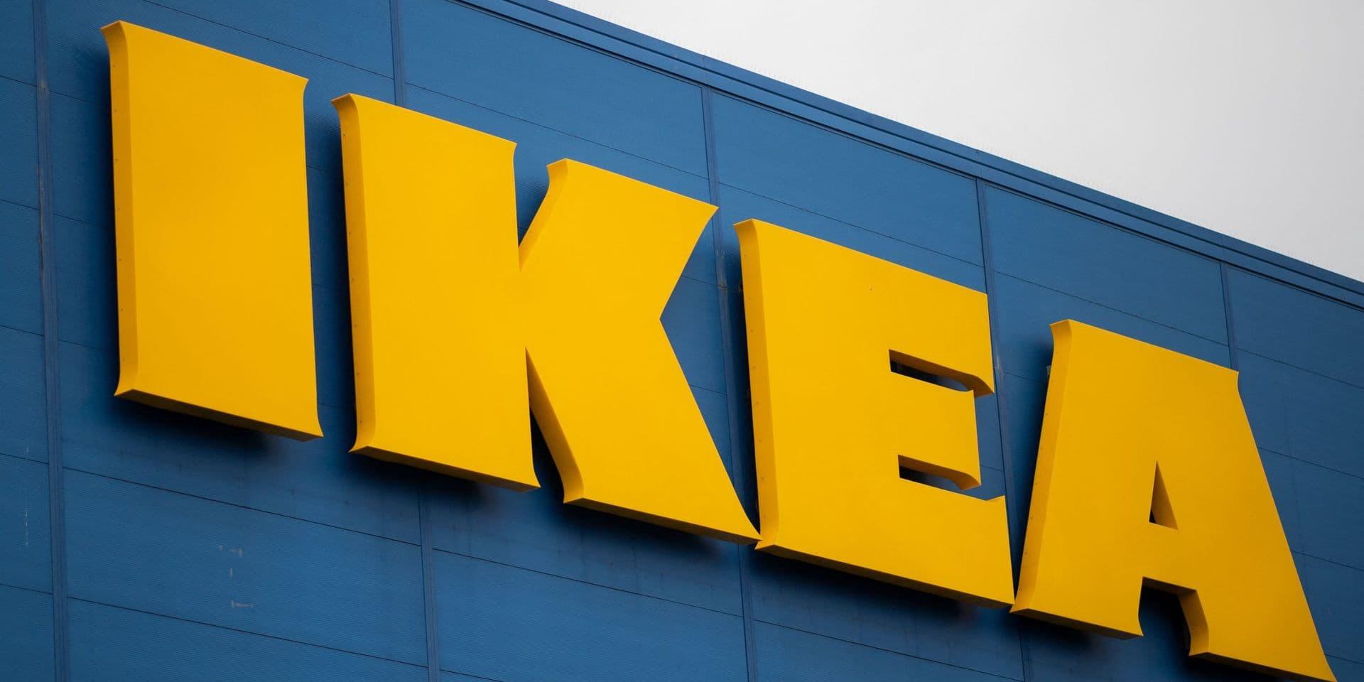 Les magasins Ikea fermés dès samedi, disponibles sur rendez-vous lundi
