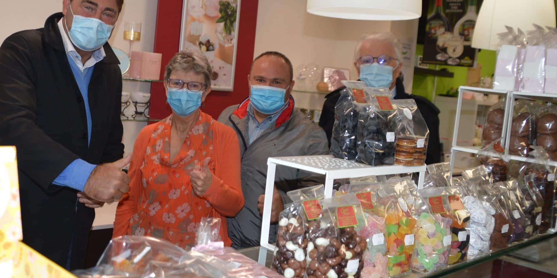 Belœil: Pascale et la chocolaterie, une aventure gourmande !