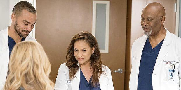 La nouvelle saison de Grey's Anatomy va être assez hot
