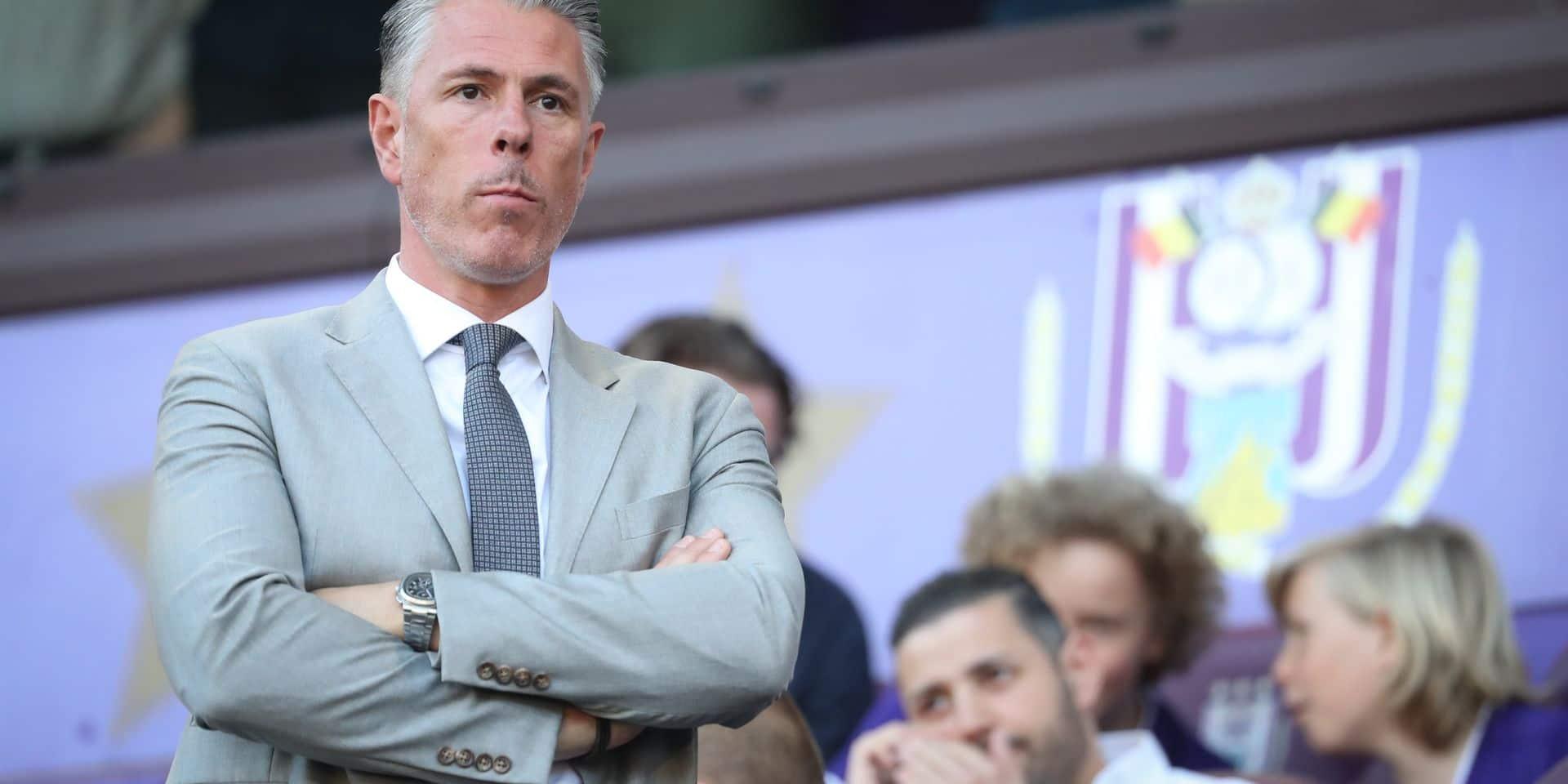 """Michael Verschueren, membre de l'association européenne des clubs ne se fait pas de soucis pour le foot belge: """"Ne paniquons pas encore"""""""