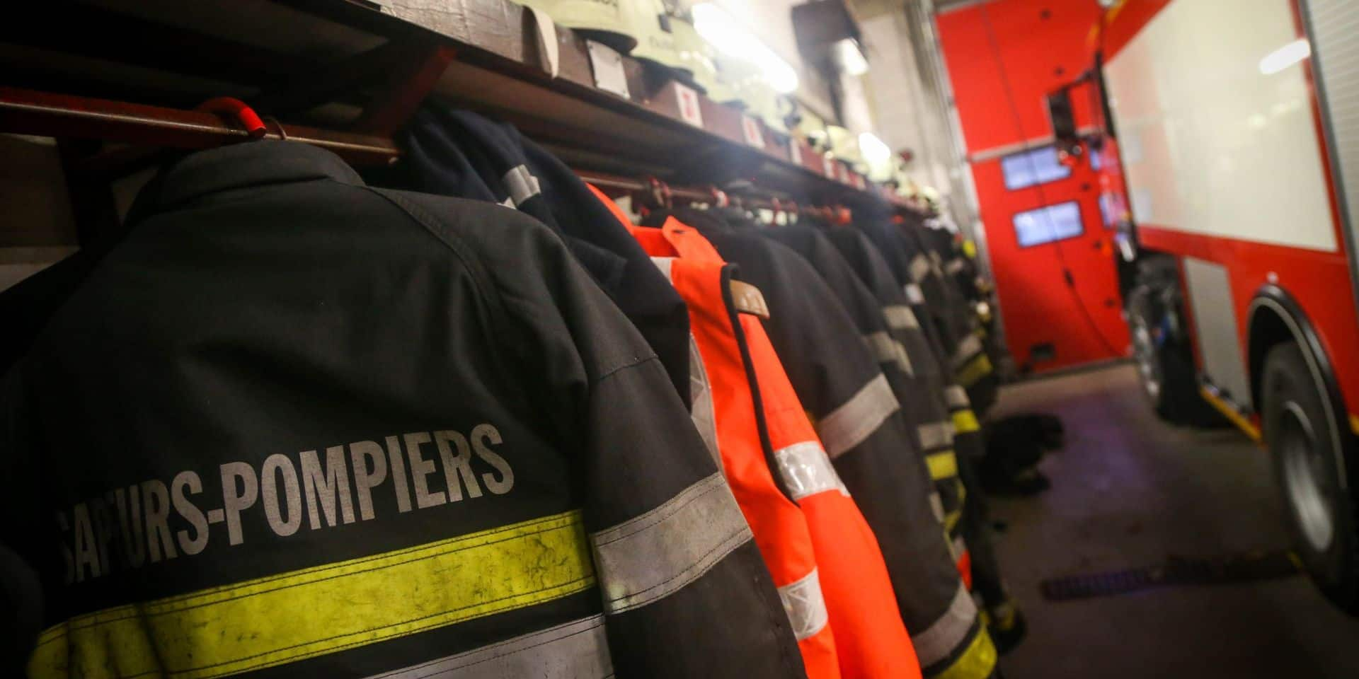 Court-Saint-Étienne: des dégâts importants suite à un incendie d'habitation