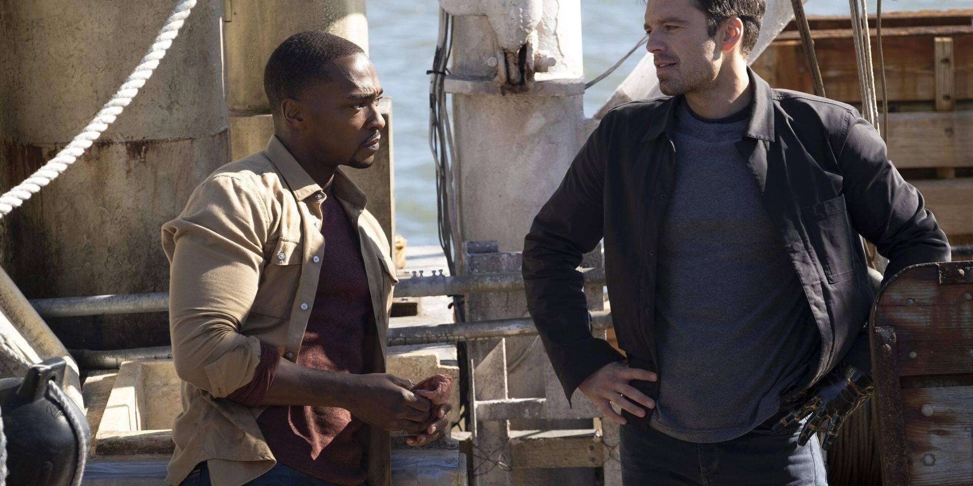 Falcon et le Soldat de l'Hiver combattent aussi le racisme : notre avis sur le deuxième épisode de la série événement sur Disney+