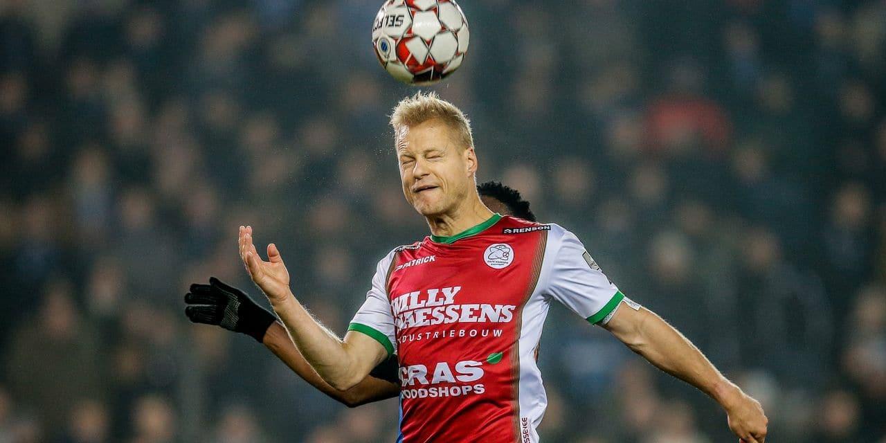 Olivier Deschacht rempile pour une nouvelle saison en Pro League