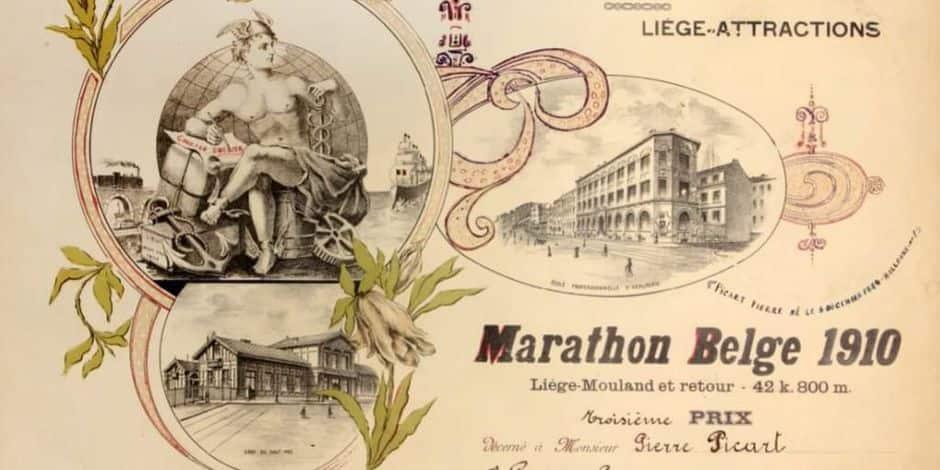 Le semi-marathon de la Province de Liège, sur les traces du premier marathon de Belgique