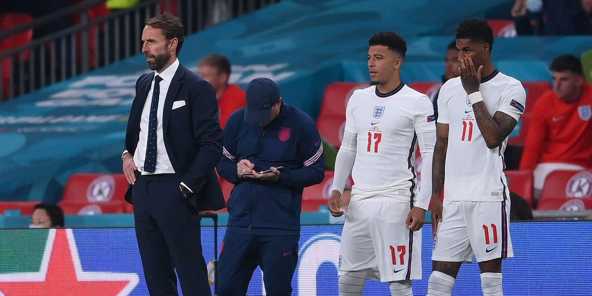 Twitter et Facebook suppriment une partie des insultes racistes visant des joueurs anglais