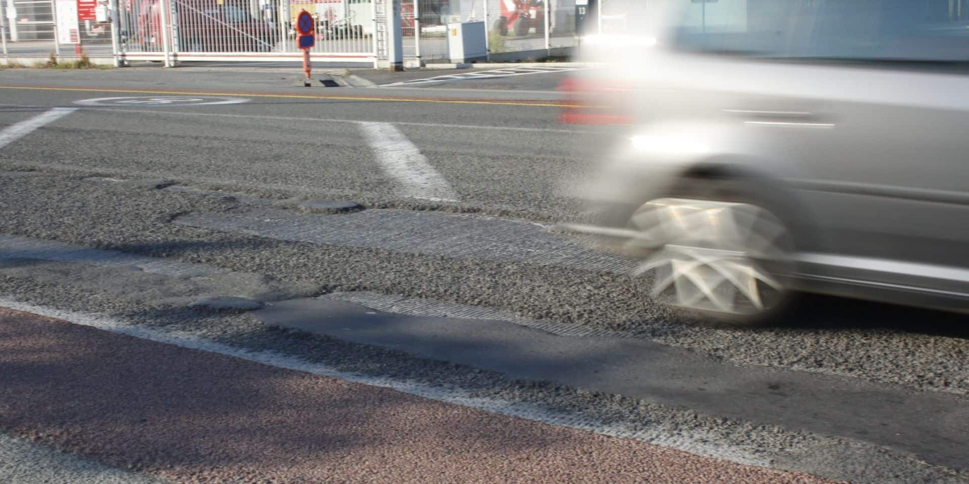 Tournai-Ramegnies-Chin : Un gros chantier débute ce lundi sur la nationale 50