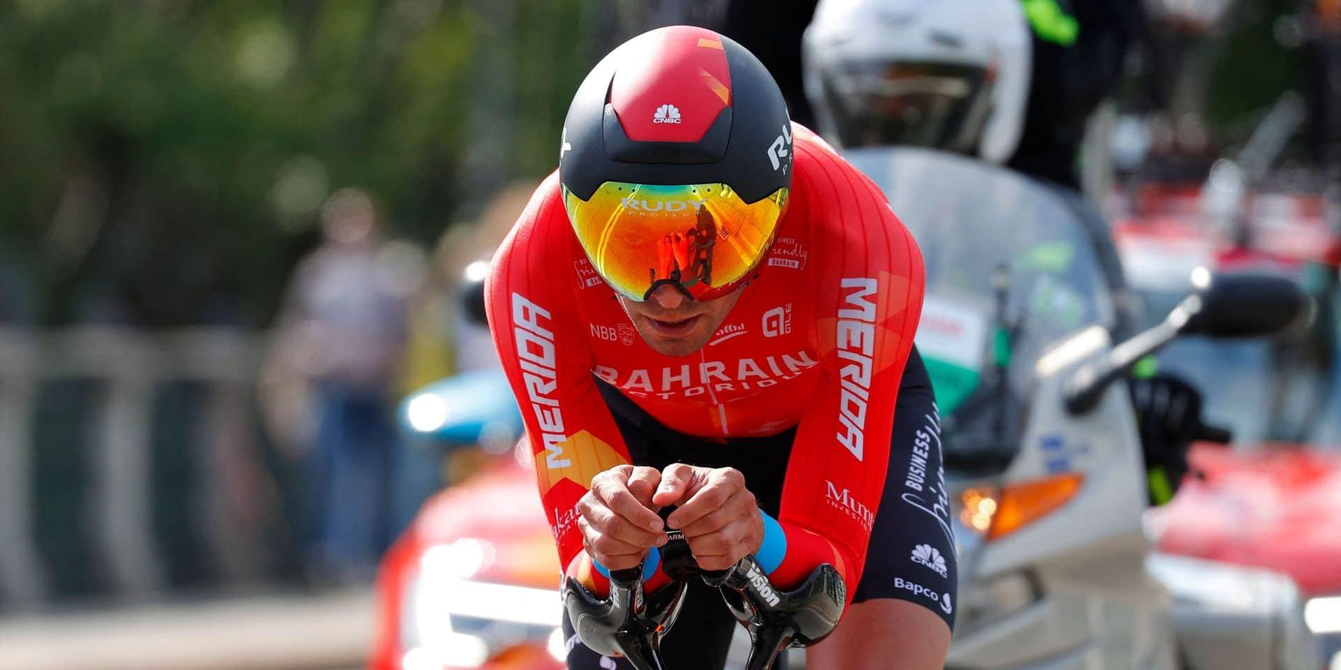 Giro: fracture de la clavicule et côtes cassées pour Mikel Landa, qui abandonne